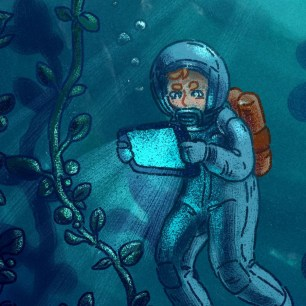 Underwater Exploration Snapshot 1