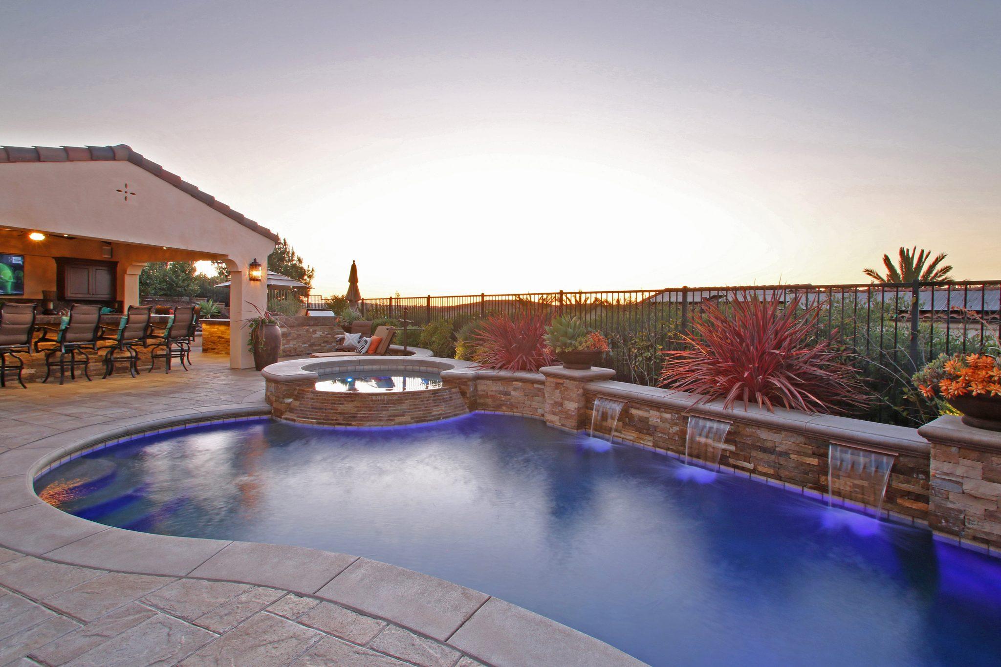 orange county pool builders