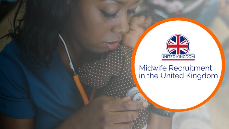 Work in the UK as a Midwife
