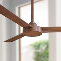 39 blade standard ceiling fan with pull chain and light kit included joss & main 5