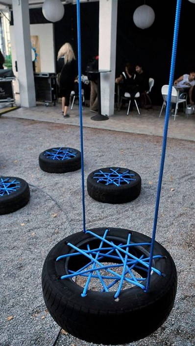 41 fun tire swing ideas to make your backyard better than the playpark 27