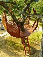 41 fun tire swing ideas to make your backyard better than the playpark 38