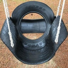 41 fun tire swing ideas to make your backyard better than the playpark 7