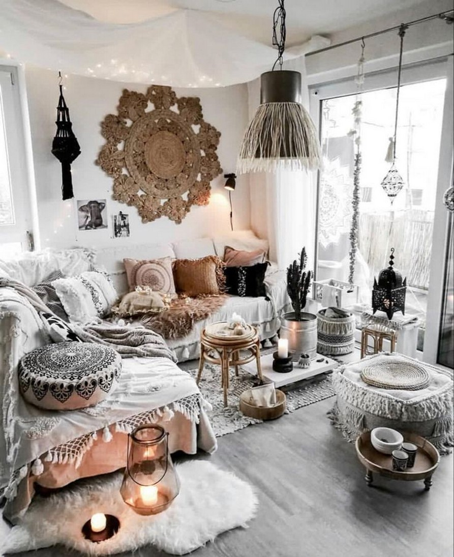 45 ideas to decorate your room with plants 37