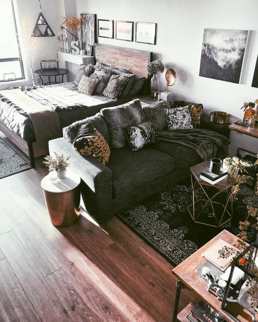 45 ideas to decorate your room with plants 40