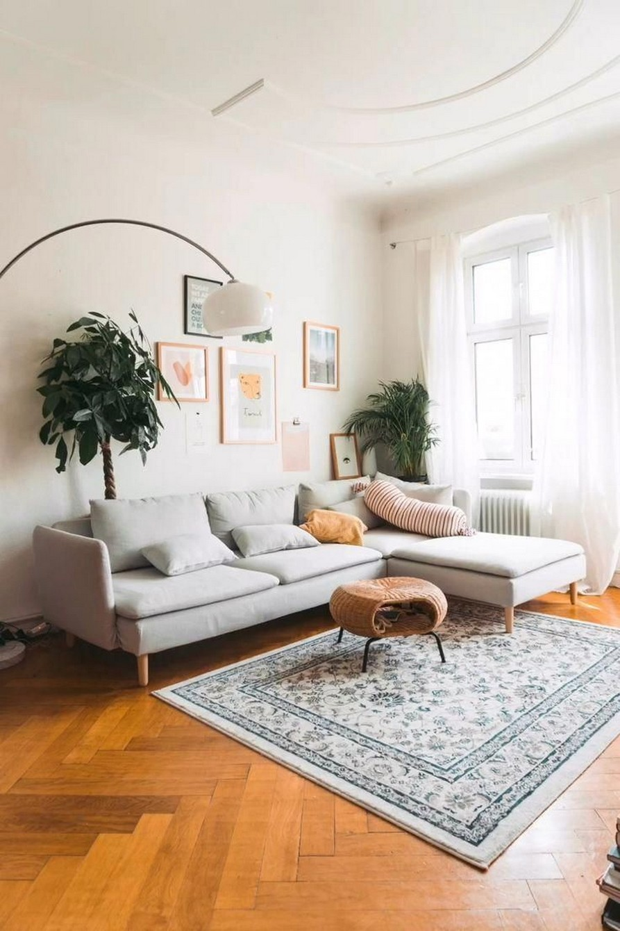 45 ideas to decorate your room with plants 7