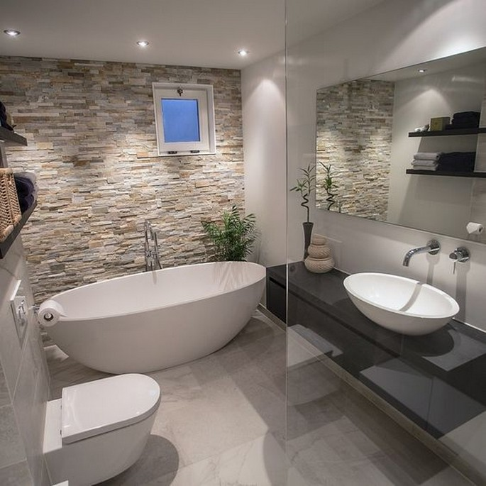 49 INSPIRING BATHROOM REMODELING IDEAS YOU NEED TO COPY IMMEDIATELY 16