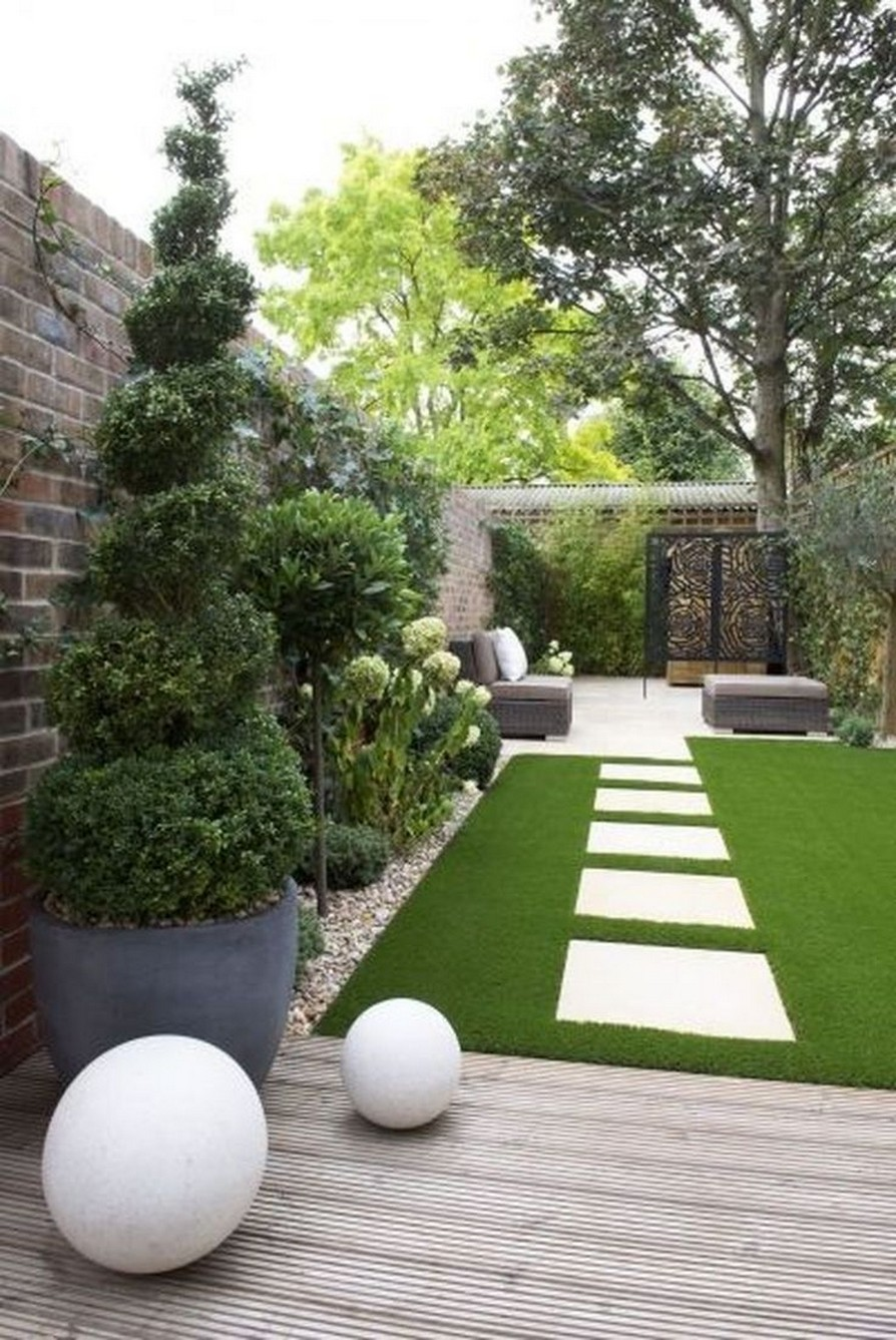 50 Trend Front Yard And Backyard Landscaping Ideas On A Budget BackyardLandscaping 44