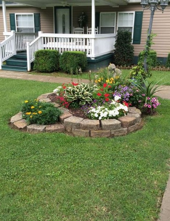 50 Trend Front Yard And Backyard Landscaping Ideas On A Budget BackyardLandscaping 5