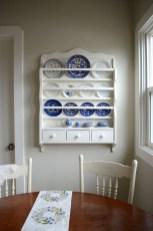 50 wall display cabinet plate racks new ideas 12