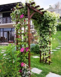 51 recycled wine bottles are the planters you didn't know you needed 24