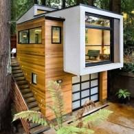 53 extraordinary tiny house design ideas to inspire you #homeideas 31
