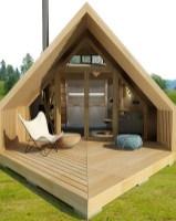 53 extraordinary tiny house design ideas to inspire you #homeideas 37