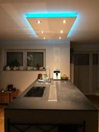 55 eclairage faux plafond cuisine 7