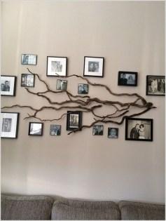 57 adorable shabby chic decor wall ideas 34