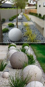 57 Impressive Front Garden Design Ideas To Try In Your Home 38