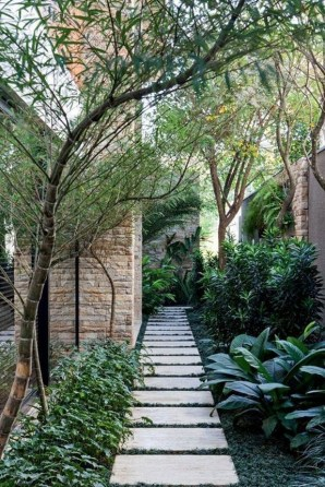 57 Impressive Front Garden Design Ideas To Try In Your Home 39