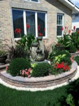 57 Impressive Front Garden Design Ideas To Try In Your Home 5