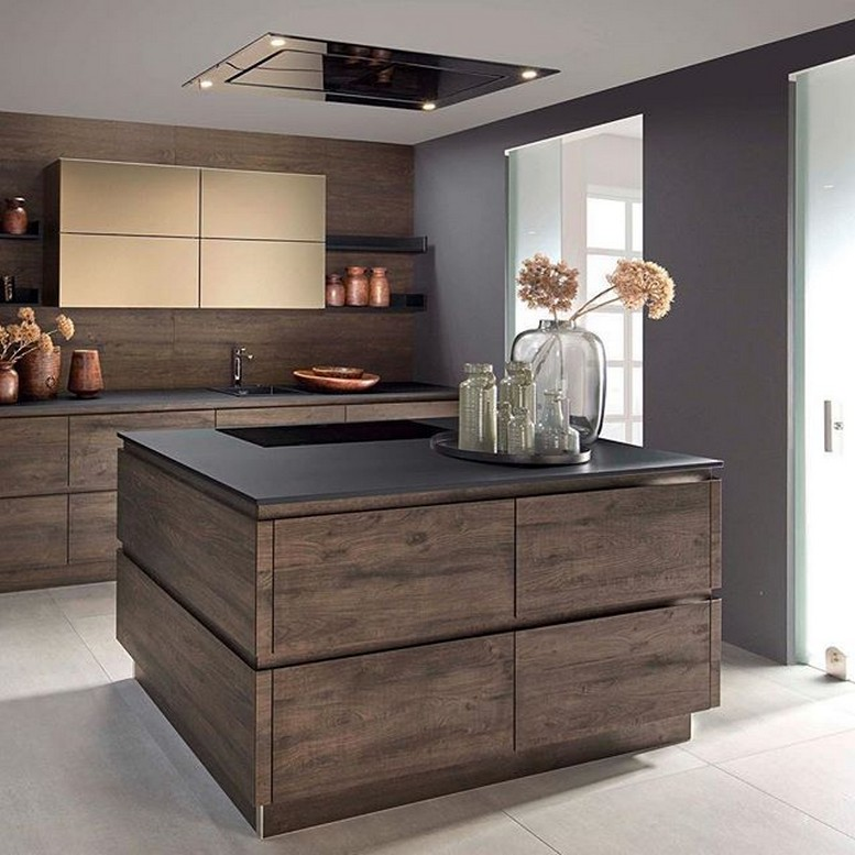 58 Kitchen Island Ideas To Add That Perfect Blend Of Drama Design Hike N Dip 25