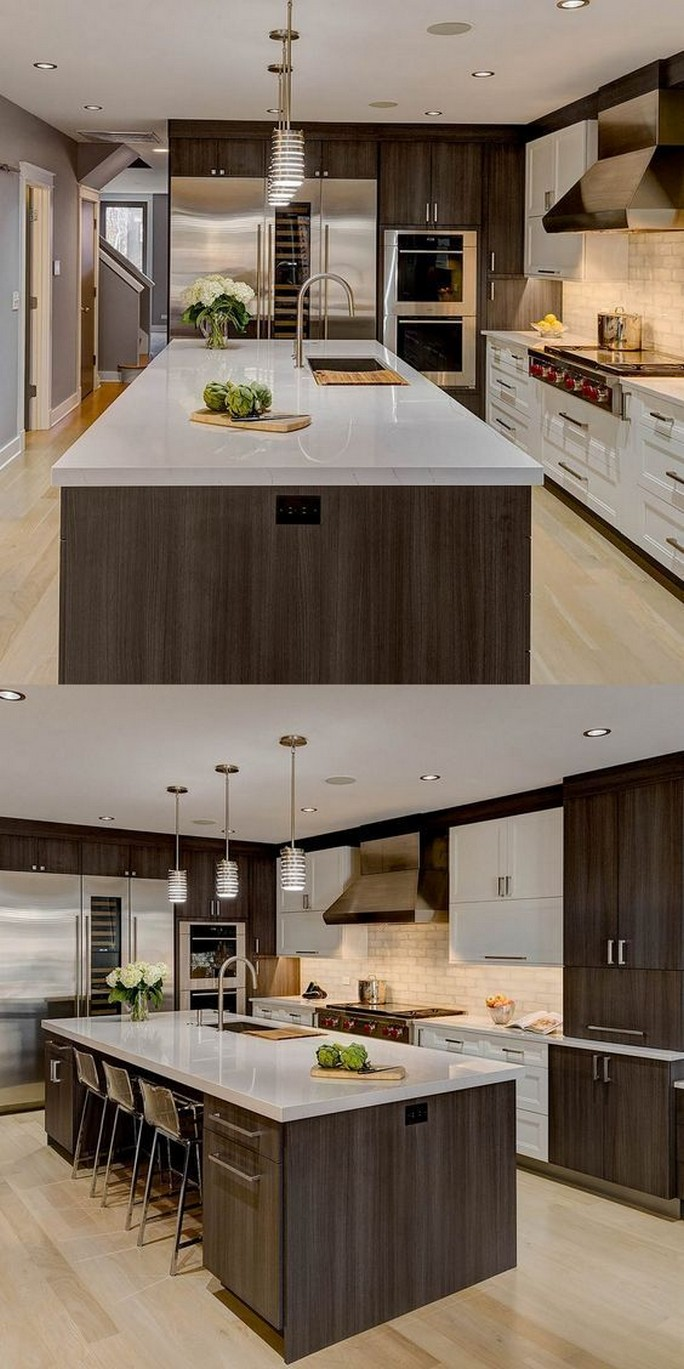 58 Kitchen Island Ideas To Add That Perfect Blend Of Drama Design Hike N Dip 38