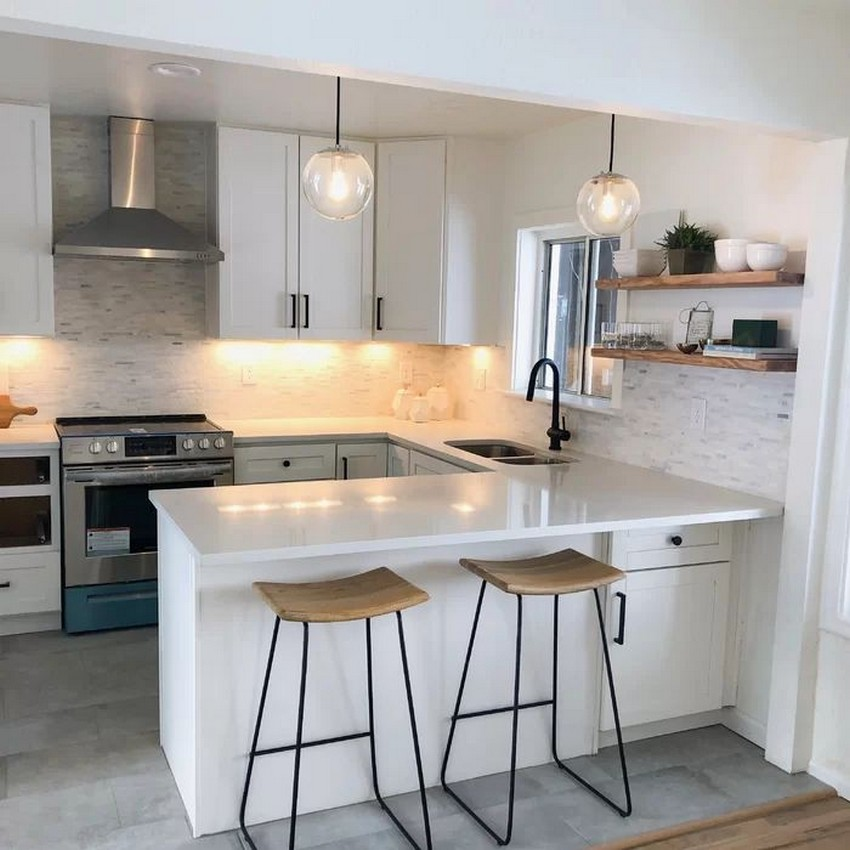58 Kitchen Island Ideas To Add That Perfect Blend Of Drama Design Hike N Dip 55