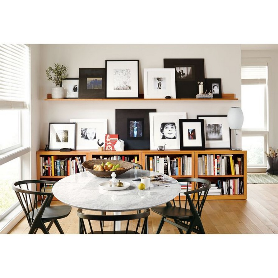 61 Stylish Ways To Display Bookshelves With A Lot Of Books Posh Pennies 61