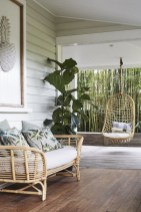 65 creative balcony design ideas with swing chair that more awesome #outdoorspace 26