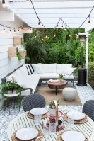 65 creative balcony design ideas with swing chair that more awesome #outdoorspace 44