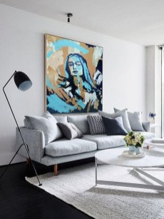 71 Inspiring Living Room Wall Decoration Ideas You Can Try 14