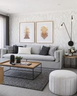 71 Inspiring Living Room Wall Decoration Ideas You Can Try 17