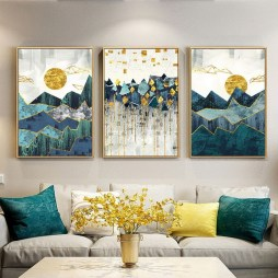 71 Inspiring Living Room Wall Decoration Ideas You Can Try 42