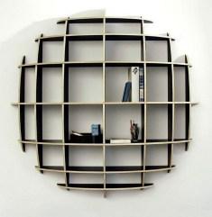 30 Medium Bookshelf Comb In Black 8