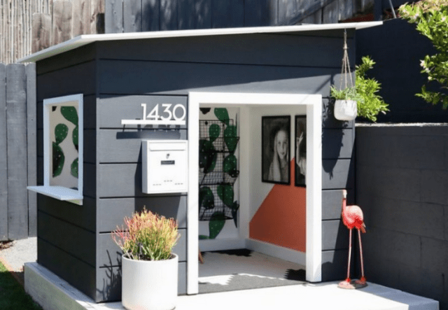 32 Kids Playhouses That Are Cooler Than Your Real 1