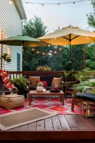 33 Classy Patio Ideas Including Furniture And Lighting 12