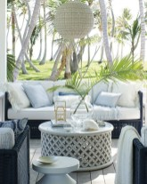 33 Classy Patio Ideas Including Furniture And Lighting 15