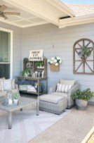 33 Classy Patio Ideas Including Furniture And Lighting 19