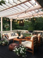 33 Classy Patio Ideas Including Furniture And Lighting 24