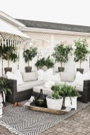 33 Classy Patio Ideas Including Furniture And Lighting 33