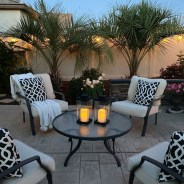 33 Classy Patio Ideas Including Furniture And Lighting 4
