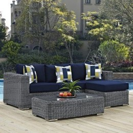 33 Classy Patio Ideas Including Furniture And Lighting 8
