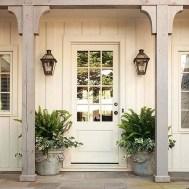 38 Farmhouse Style Front Porch Ideas 3