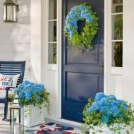 38 Farmhouse Style Front Porch Ideas 34
