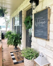 38 Farmhouse Style Front Porch Ideas 6