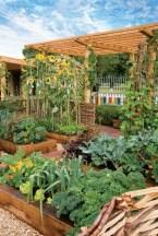 39 Inspired Garden Gates For A Beautiful Backyard 25