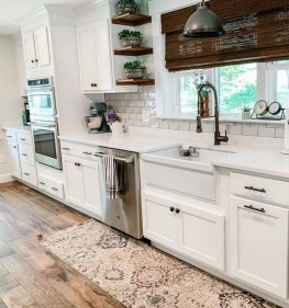 42 Stunning French Country Kitchen Decor Ideas 21