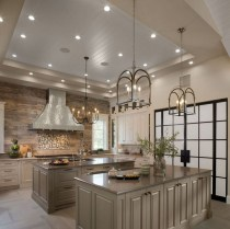 42 Stunning French Country Kitchen Decor Ideas 27