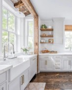 42 Stunning French Country Kitchen Decor Ideas 28