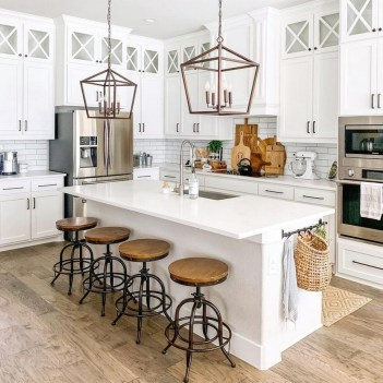 42 Stunning French Country Kitchen Decor Ideas 29