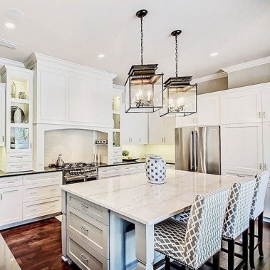 42 Stunning French Country Kitchen Decor Ideas 33