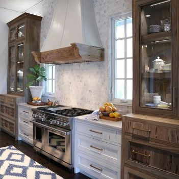42 Stunning French Country Kitchen Decor Ideas 40